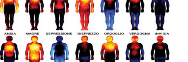 Le mappe corporee delle emozioni